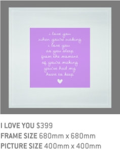 Nursery Print, Wall Art, Pink Nursery, Framed Print, Quote Print, Typography Print, Kids Room