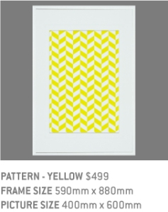 Pattern-Yellow